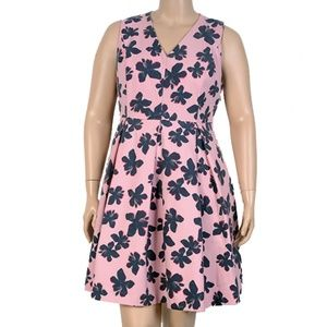 Eloquii Dresses - Draper James for Eloquii Hibiscus Dress